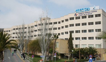 Hospital General de Elda Virgen de la Salud.